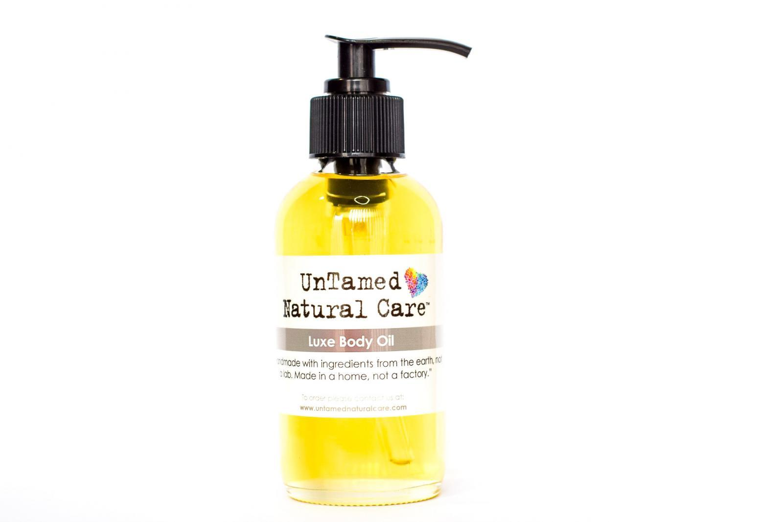 Luxe Body Oil