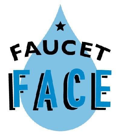 Faucet Face's logo