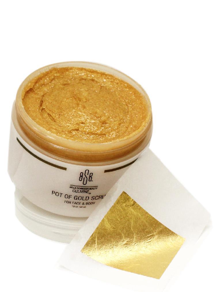 Pot of Gold Scrub