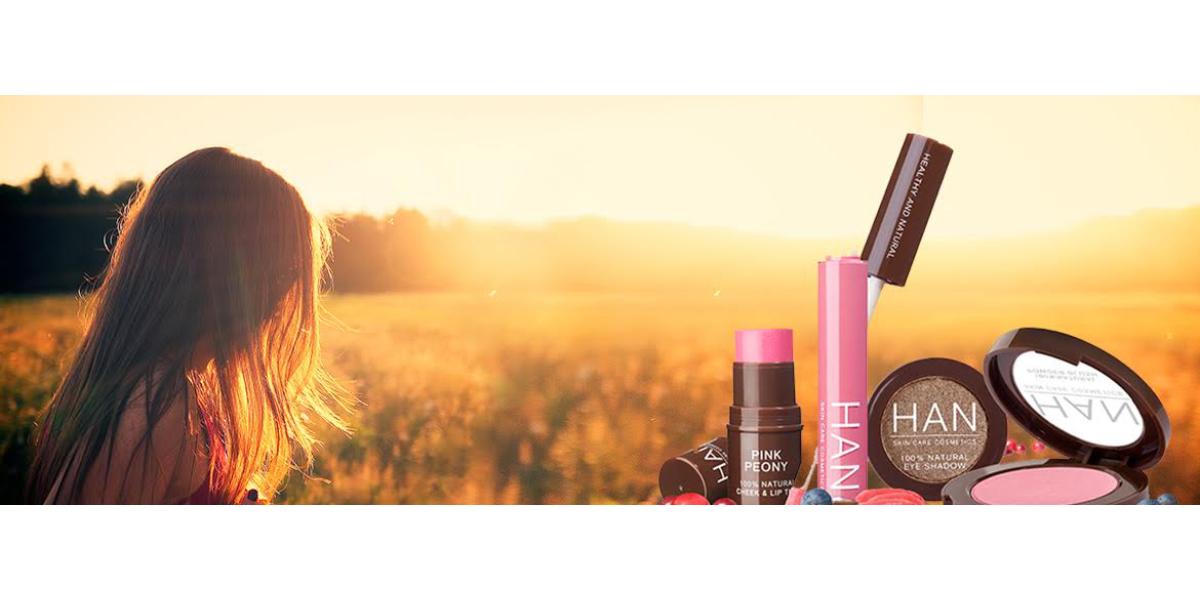 HAN Skin Care Cosmetics Pressed Blush - Carousel