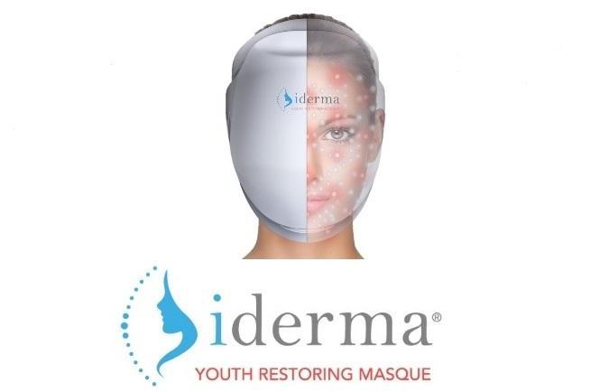 Iderma Youth Restoring Masque's logo