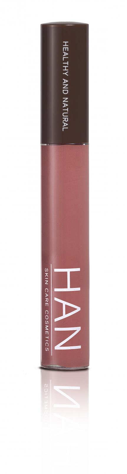 HAN Skin Care Cosmetics Lip Gloss - Nude Rose