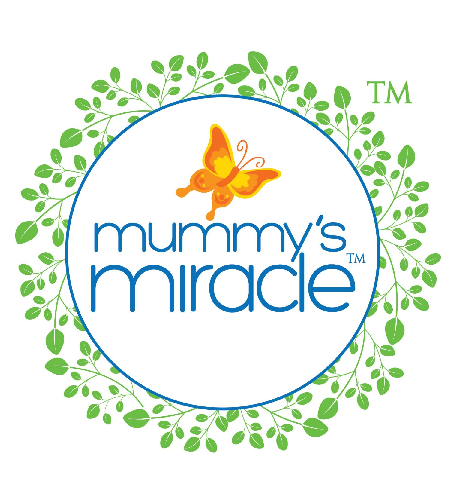 MUMMY'S MIRACLE SKIN CARE FOR BABY & KIDS's logo