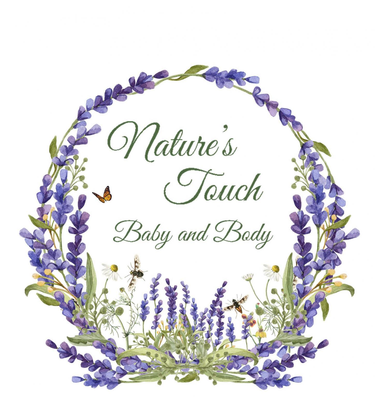 Nature's Touch Baby & Body's logo