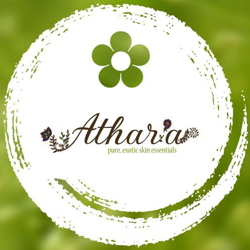 Athar'a Pure's logo