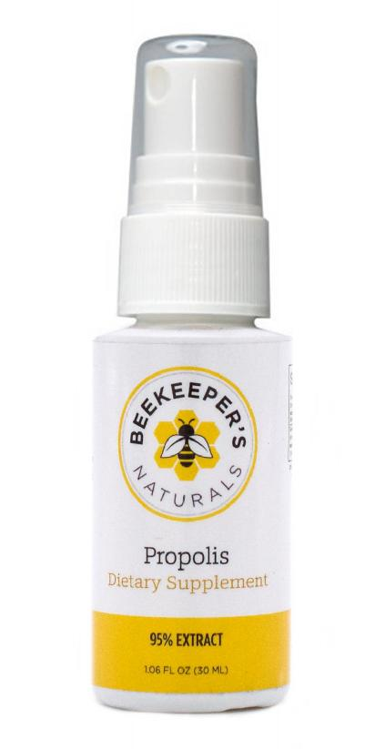 Bee Propolis Throat Spray (Alcohol-free, 95% Extract)