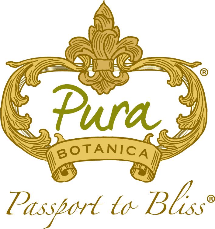 Pura Botanica's logo