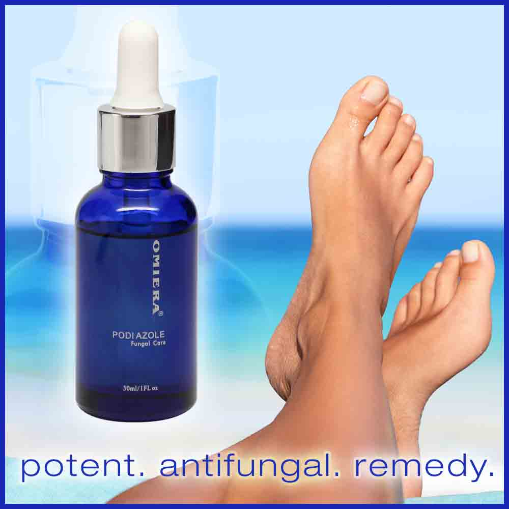 Natural Podiazole Toenail Fungus Treatment, Nail Whitener, Anti ...
