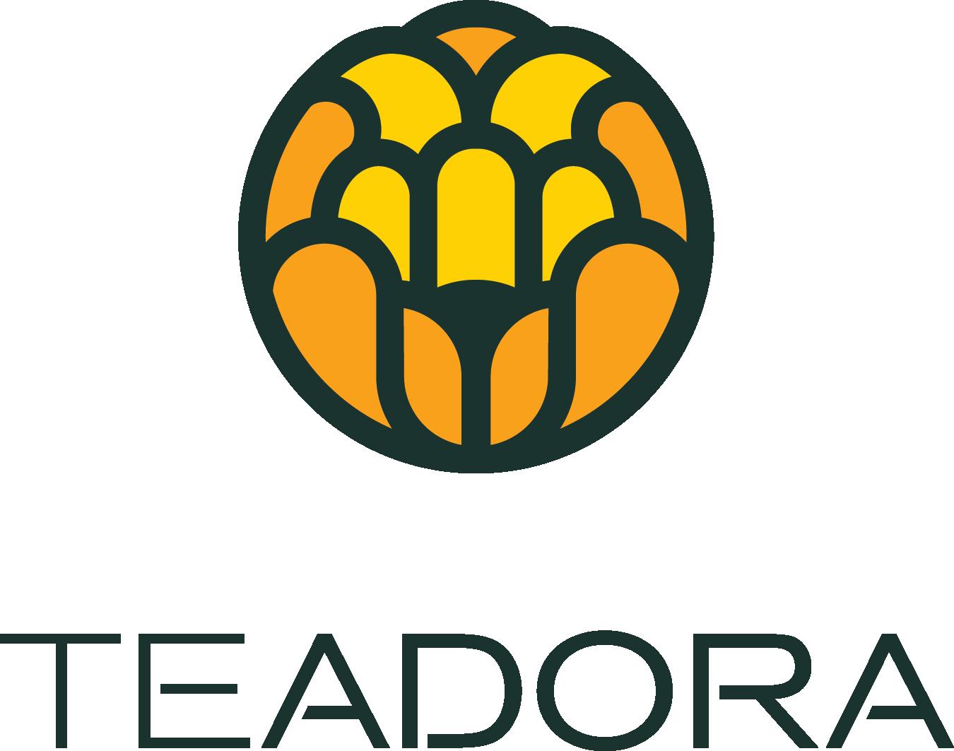 TEADORA's logo