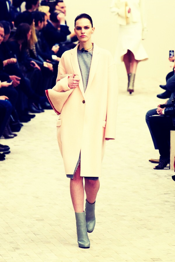 a long duster coat is a must have to keep you warm but to also keep you looking fashionable.