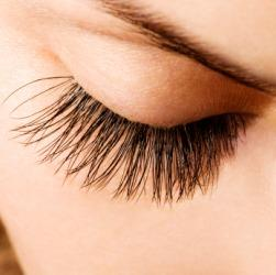 Grow long thick lashes