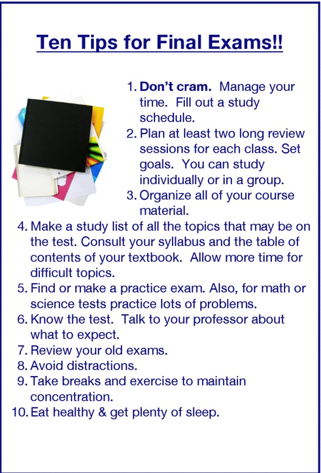 tips for writing exams Looking for the best source of ielts exam tips click here to get the most comprehensive and effective ielts review strategies and study guide.
