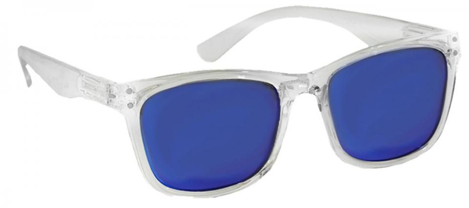 See-Through Sunglasses Sunglasses are almost as important to wear to the beach as your bathing suit! Rock these clear frames, and look cool while keeping your eyes protected from harmful UV rays. Crossroads Designer Sunglasses, $16.99; peeperspecs.com