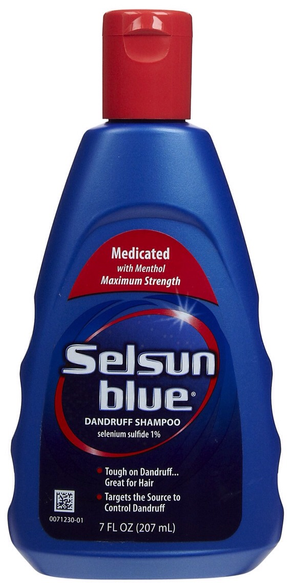 Apply selsun blue with cotton ball,pad or finger tips onto clean dry skin in the affected areas .. Important to let stand for a least ten min. Once a day at least 3 times a week until gone (about a month)sorry it's not an instant fix but it's works I promise