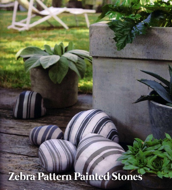 40 Diy Home Decor Ideas: 40+ DIY Home Decor Ideas Using Stones/Pebbles —TOO CUTE