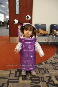 Or Boo! From Monsters Inc.