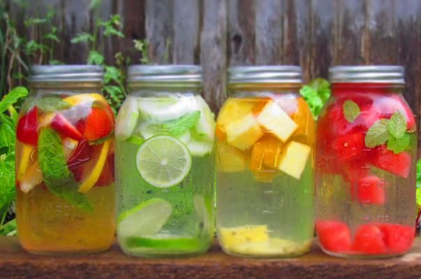 detox water is also a very fun and tasty way to add some spice to your weight loss journey! who doesn't love fruit? it's just like drinking flavored water without all of the weird additional ingredients.. certain combinations of fruits can help with things like weightloss, stress, sleep.. etc.