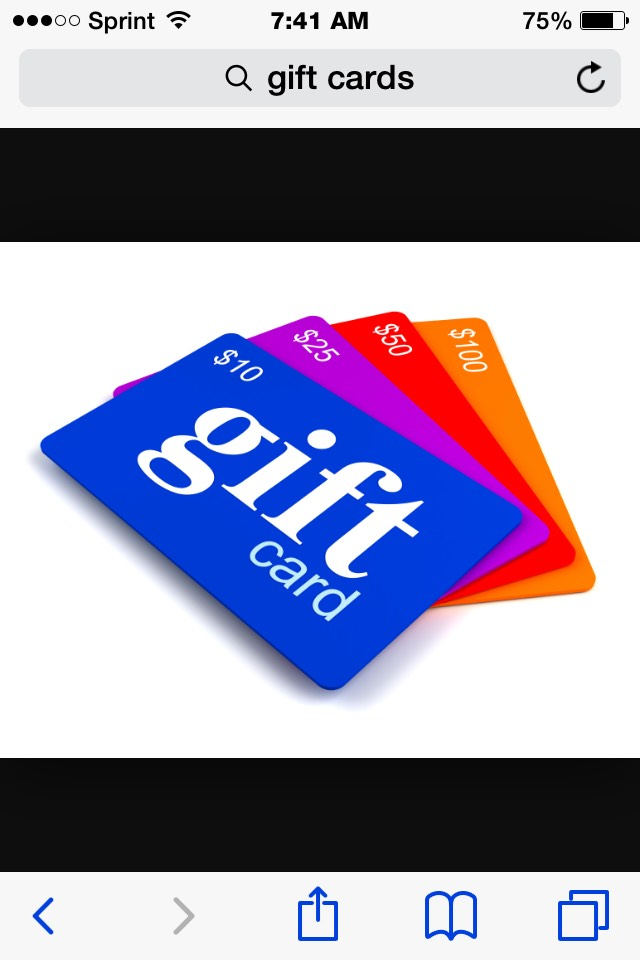 Get them gift cards to there favorite stores