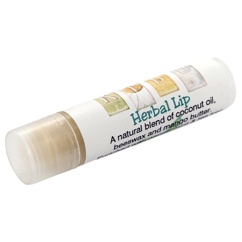 3. DEEP MOISTURISE: invest in a deep moisturising herbal lip balm. Apply this every night before bed and you will wake up with soft smooth lips.