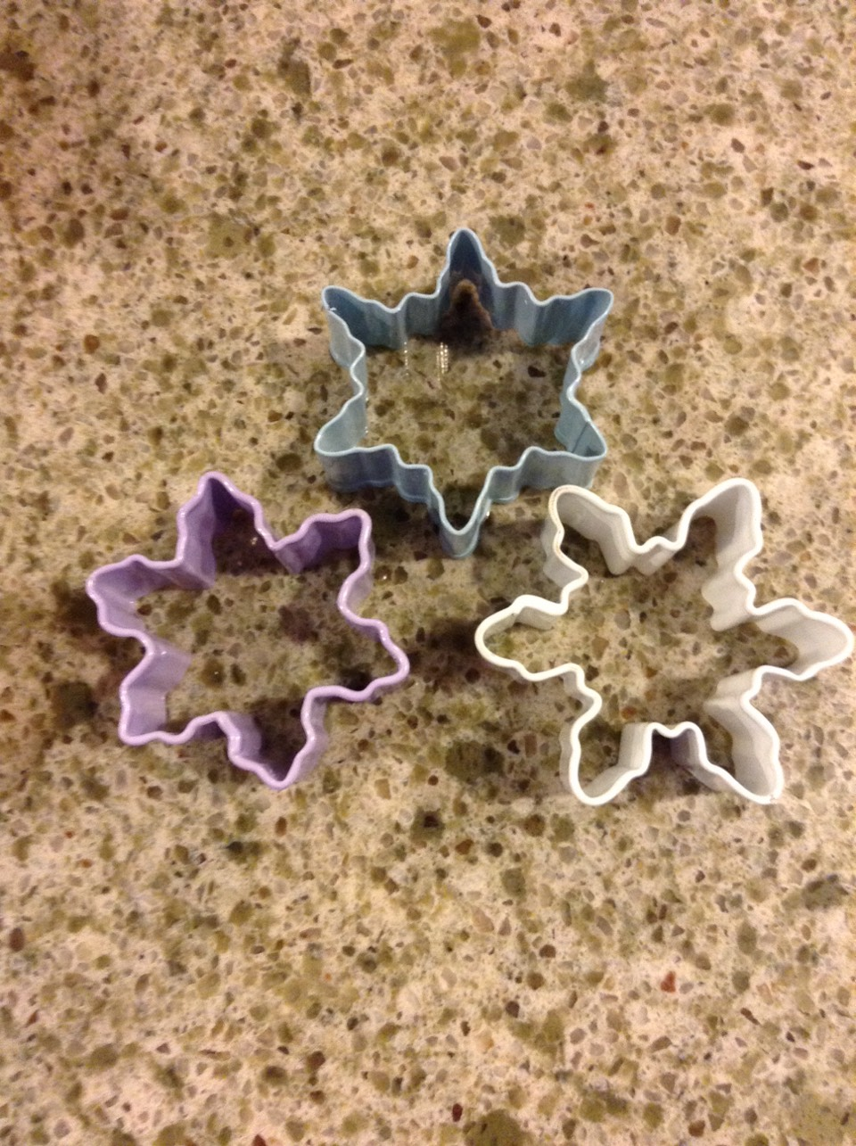 These are the cookie cutters I used.