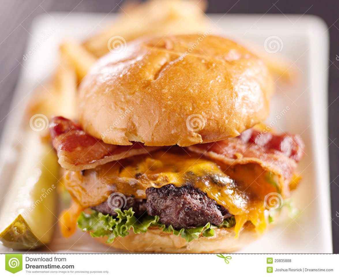 Make the perfect bacon topper for your burgers. Weave bacon together, place on sheet tray and bake in oven. Move to next page to see image.....