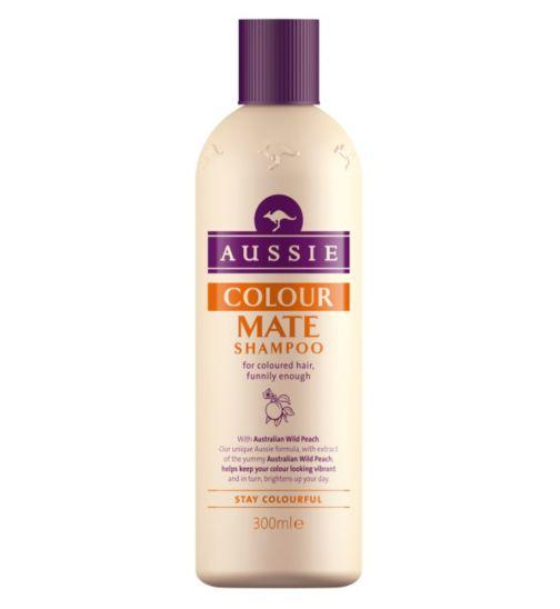 Remember to use colour protection products like this shampoo!