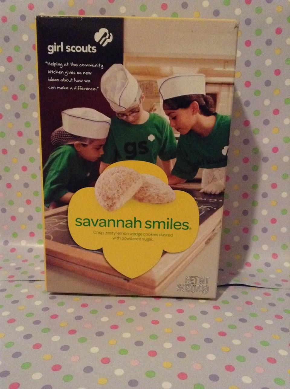 Savannah smiles:  Really good dunked in milk( like really  good )