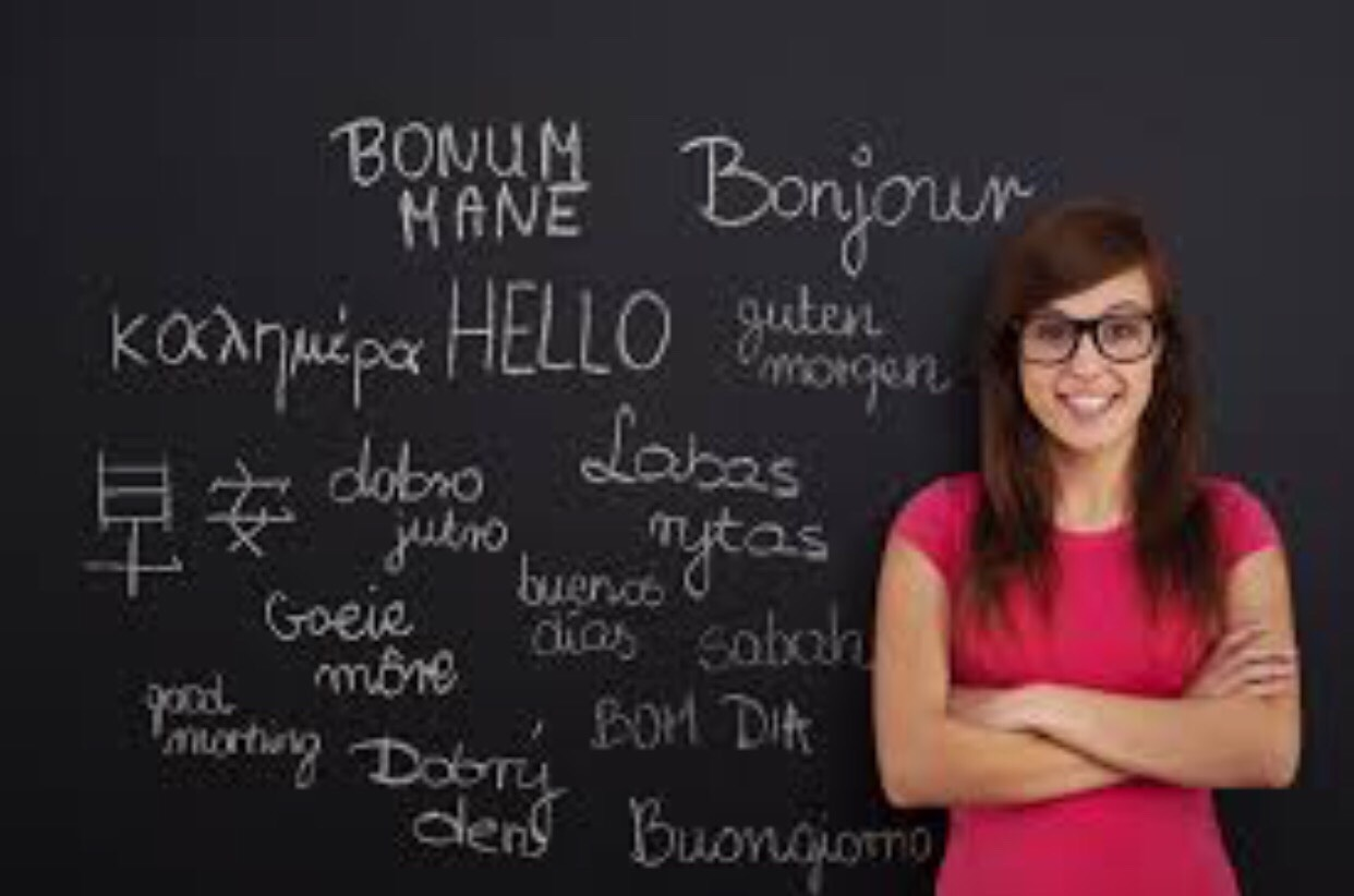Hire someone to teach you a foreign language