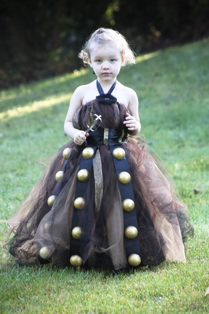 Cosplay as a Dalek
