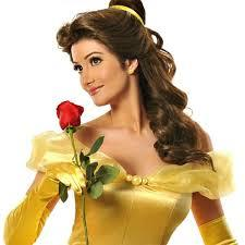How To Make A Cute Disney Belle Hairstyle By Jemima