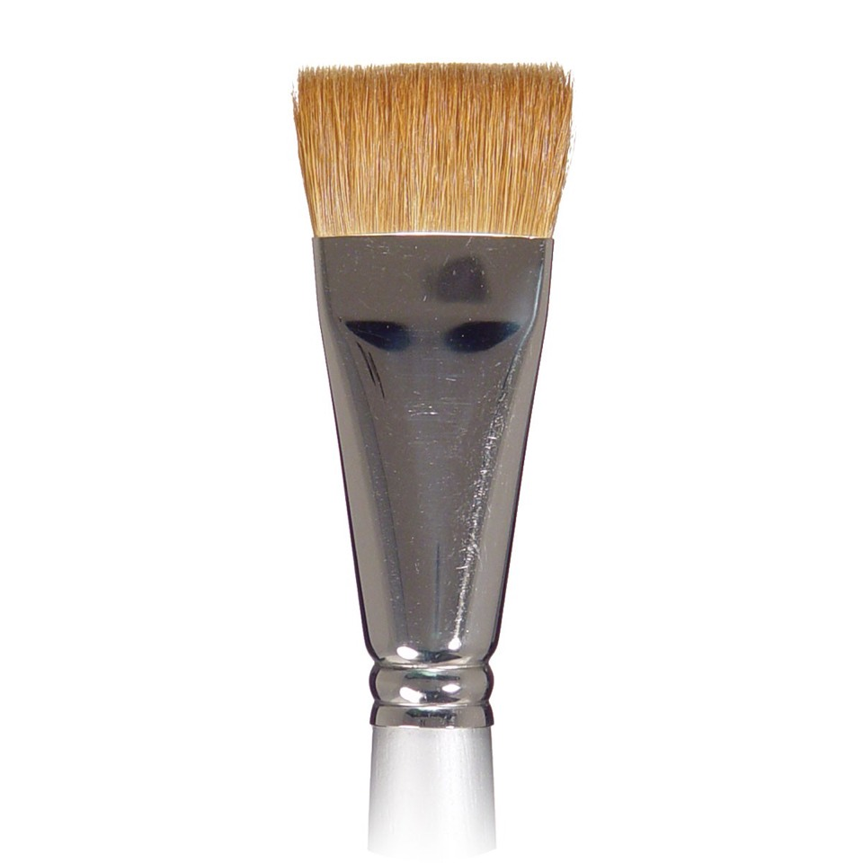 "Mistake: Applying Foundation with a Flat Brush Just image search the words ""foundation brush,"" and you'll see that people have no clue what it is. Typically, the brushes marketed for foundation are flat—but Johnson says that using a flat brush causes streaks in your foundation."