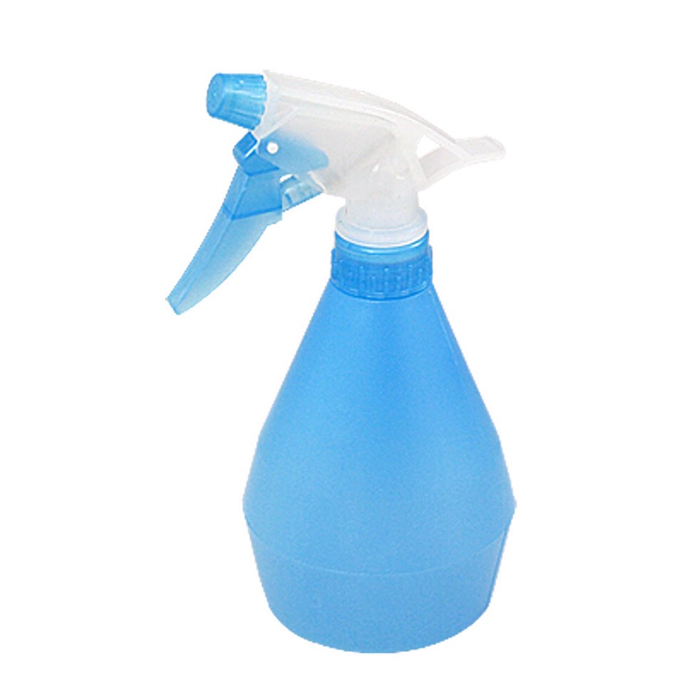 A spray bottle