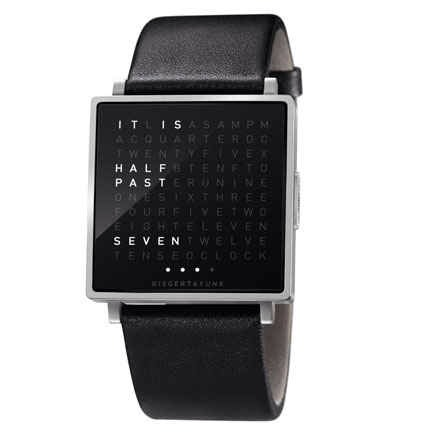 Your watch could use its words.
