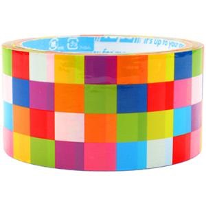 Colorful tape to make it look cute!