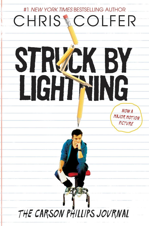 4. Struck by Lightning - Chris Colfer