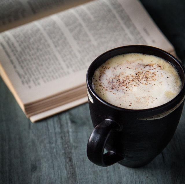 4. Cardamon & Orange Spiced White Hot Chocolate