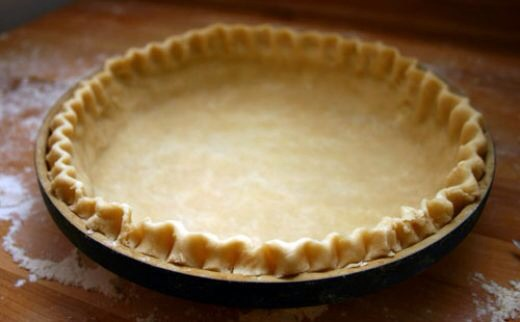 Cut a X in the middle of pie crust so it won't bubble up bake until golden brown let it cool!!!