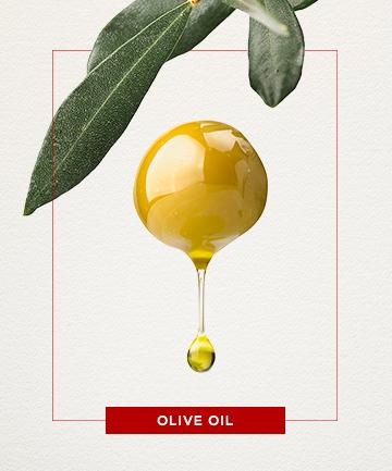Olive oil is also amazing.  It's wonderful for cracked skin and lips.  This is only for really dry skin that needs help! Olive oil contains a bunch of nutrients that help to prevent premature skin aging and inflammation.