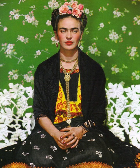 THE WORLD ACCORDING TO FRIDA