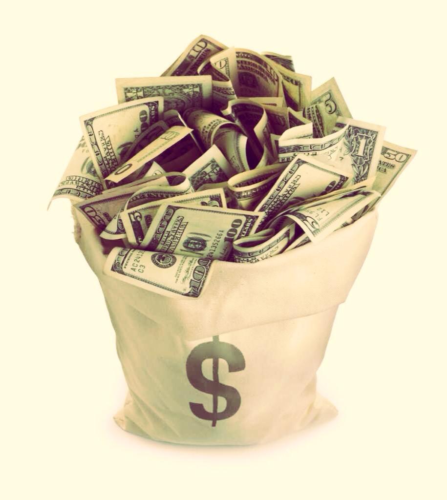 Who wants money?