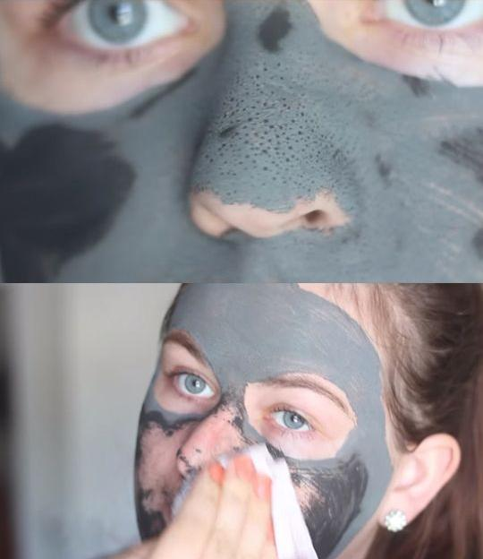 If you love clay masks for sucking the gunk out of your pores, adding charcoal will totally take you to the next level. TheCharcoal Clay Mask from Urb Apothecary($20, contains 10 uses)will smooth skin and eliminate spots.