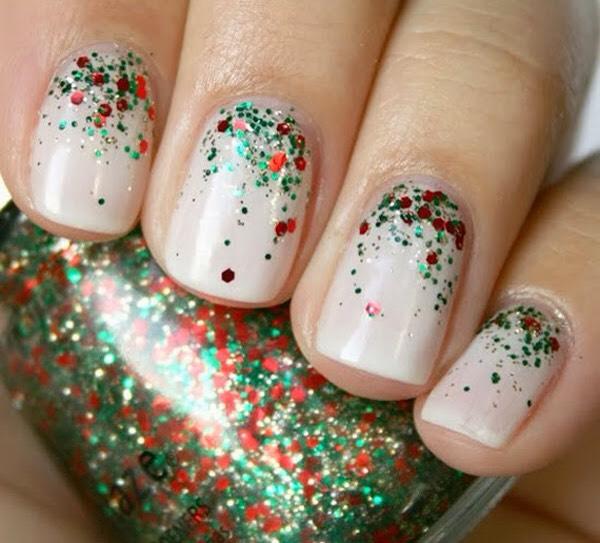 Festive glitter