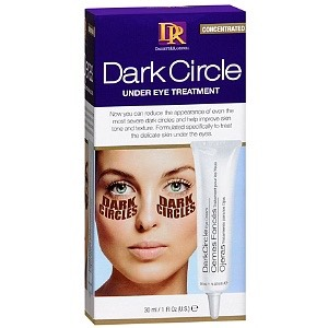 3) This dark circle treatment is available at most beauty stores.  It should be used every morning before you go out and every night before you go to bed.  After just a few uses, you will see amazing results.