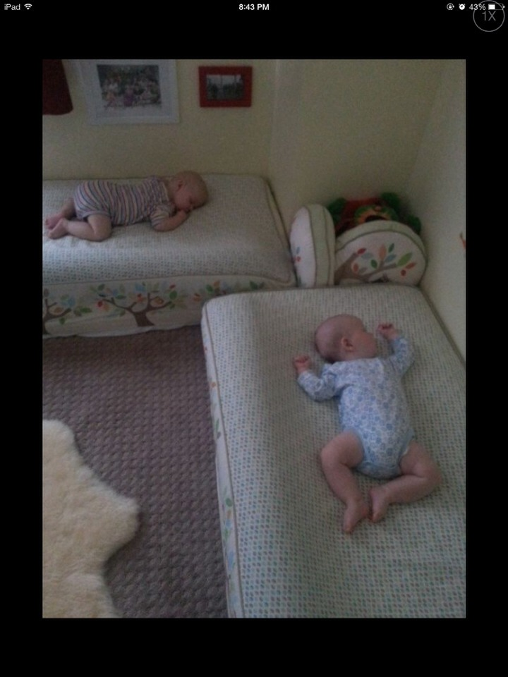 Keep Your Little One From Falling Off The Bed!! by Jazz Flores