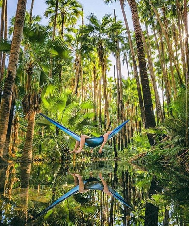 Zebedee springs- Australia