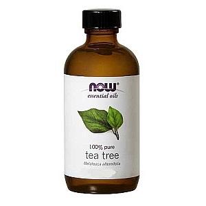 You'll need 2 drops of tea tree oil