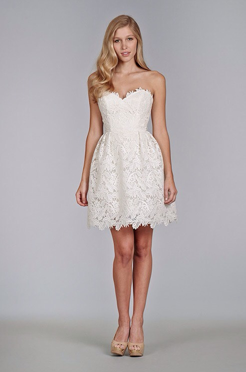 This is a really cute short dress 😍