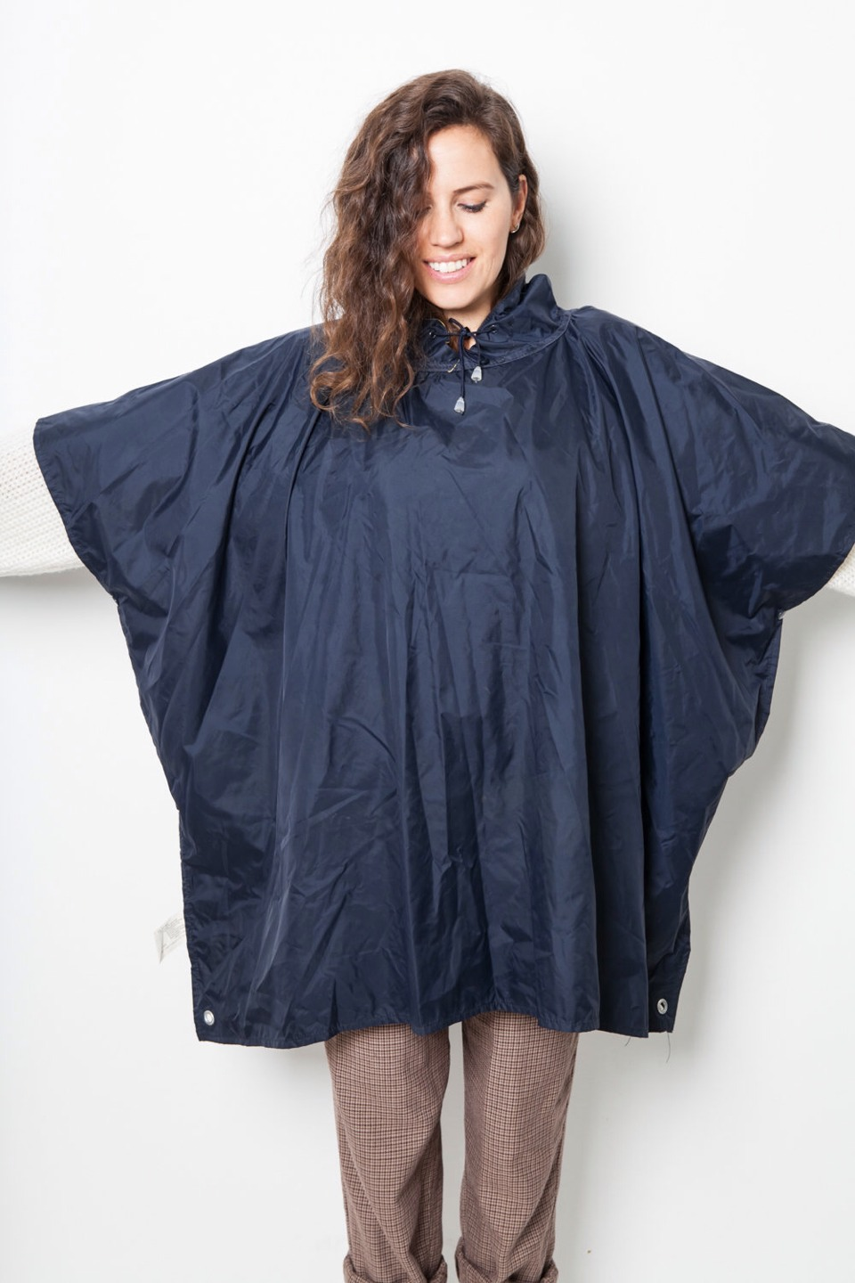 9) RAIN PONCHO! Just in case you get some rain.