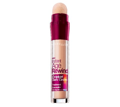 Maybelline Instant Age Rewind Concealer-Amazing coverage and goes on smoothly