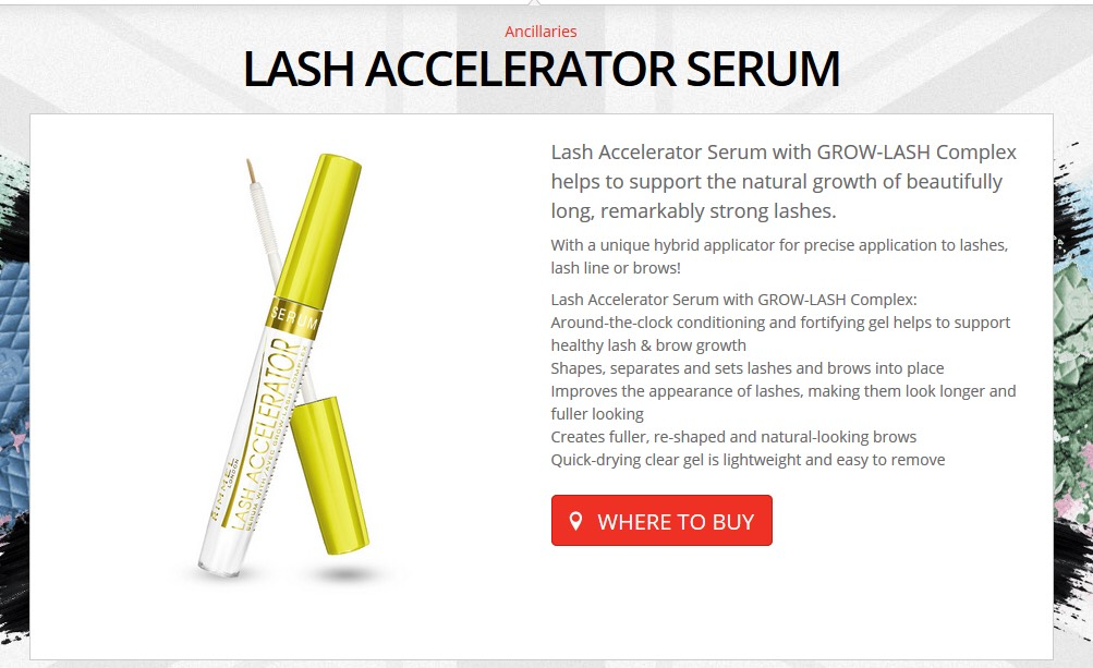 be0220a0493 Rimmel Lash Accelerator Serum! I Tried It For 30 Days And Love It ...